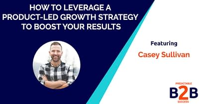 How to Leverage a Product-Led Growth Strategy to Boost Your Results