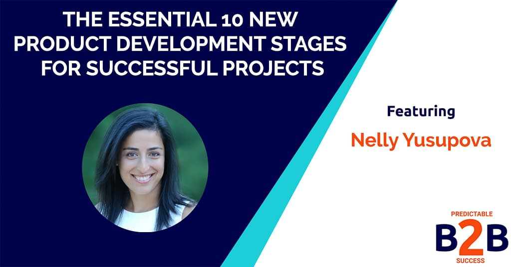 The Essential 10 New Product Development Stages for Successful Projects