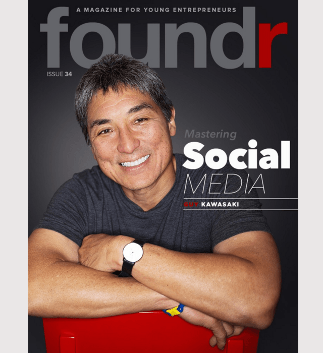 How Foundr built a recognized brand to millions of entrepreneurs in 2.5 years (Part 1)