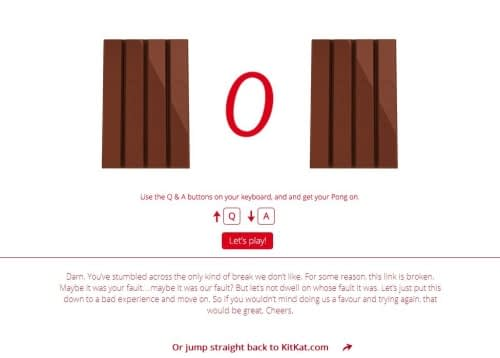 How to Create a High Conversion 404 Page (Even if You're No Good at Design)
