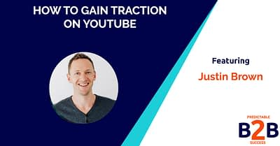 how to gain traction on YouTube