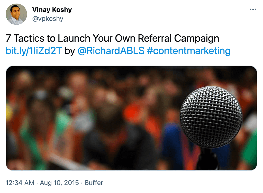 7 Tactics to Launch Your Own Referral Campaign