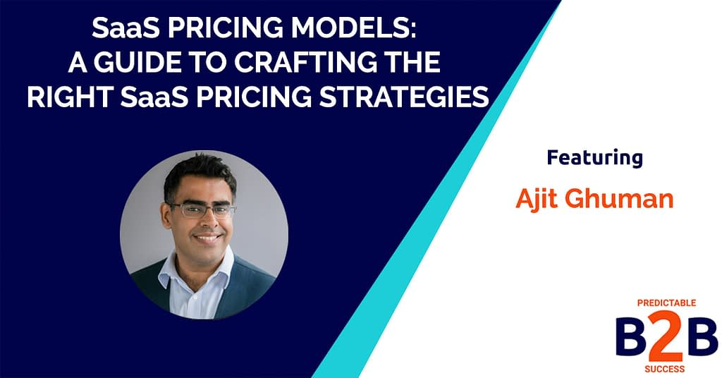 SaaS Pricing Models: A Guide to Crafting the Right SaaS Pricing Strategies