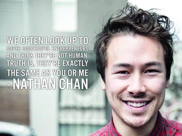 Nathan Chan quote