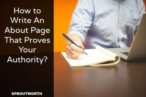 12 Questions That Will Help You Write Your About Page