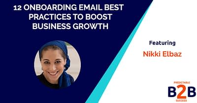 onboarding email best practices to boost business growth