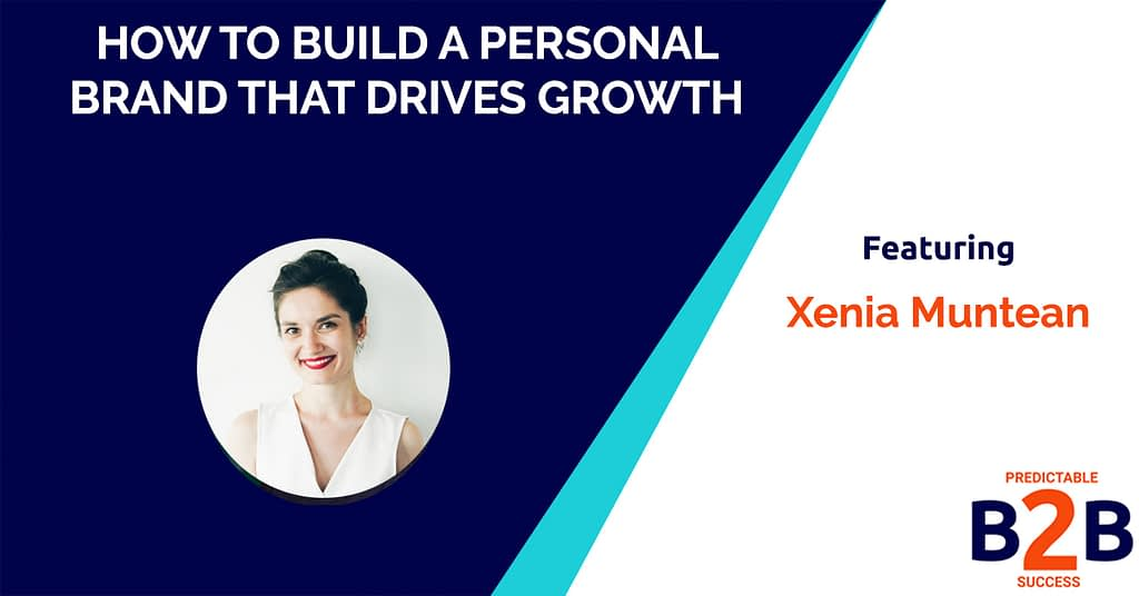 What is a Personal Brand and How to Build a Personal Brand That Drives Growth