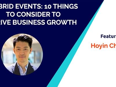 Hybrid Events 10 things to consider to drive business growth