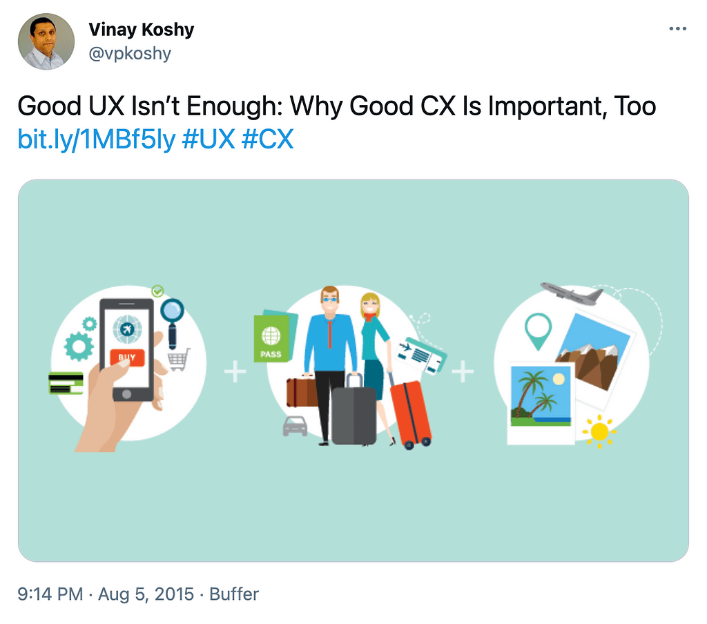 why good CX is important