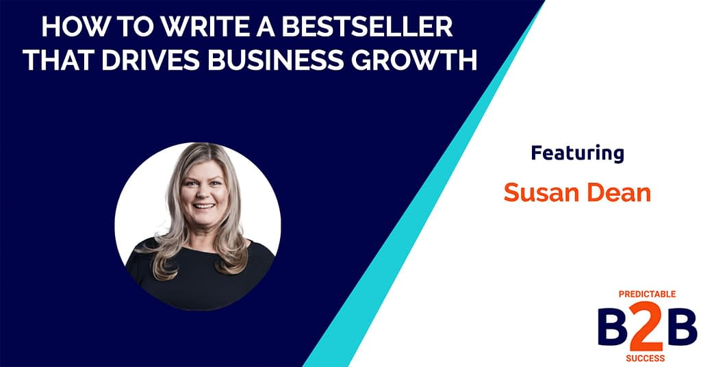How to Write a Bestseller That Drives Business Growth
