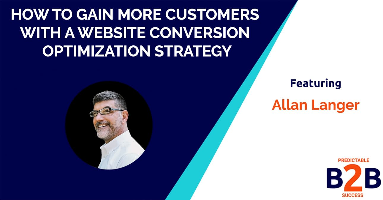 how to gain more customers with a website conversion optimization strategy