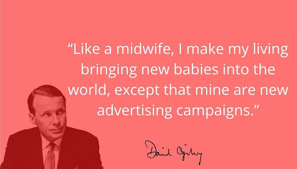 Ogilvy on caring about content