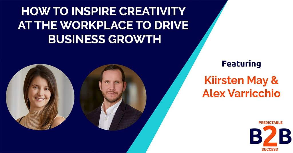How to Inspire Creativity at The Workplace to Drive Business Growth