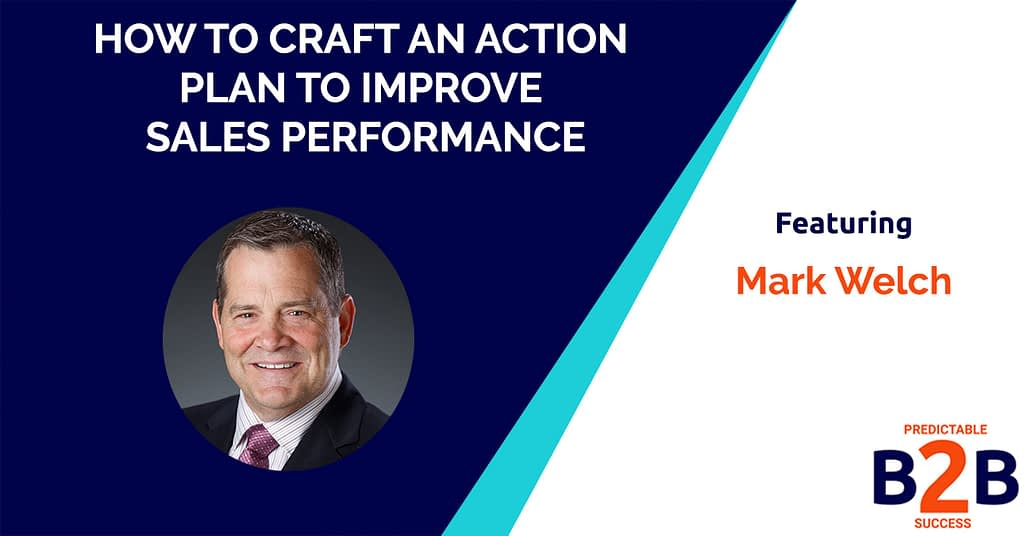 How to Craft an Action Plan to Improve Sales Performance