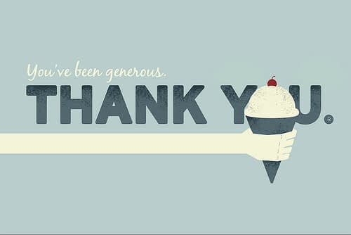 Giving Social Thanks Should Be A Daily Habit