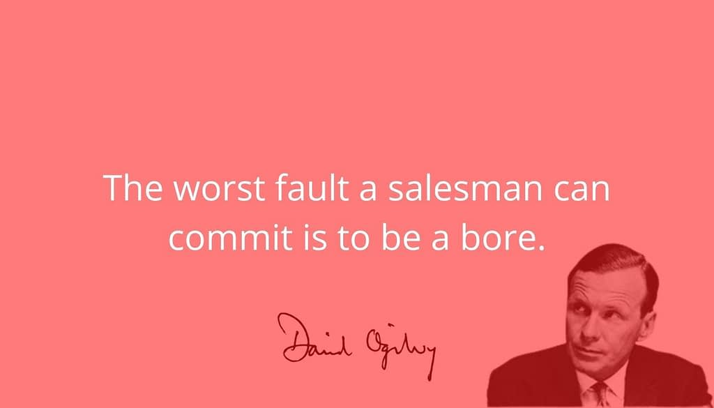 30 timeless lessons on creating killer content from one of the greatest business minds and copywriters: David Ogilvy